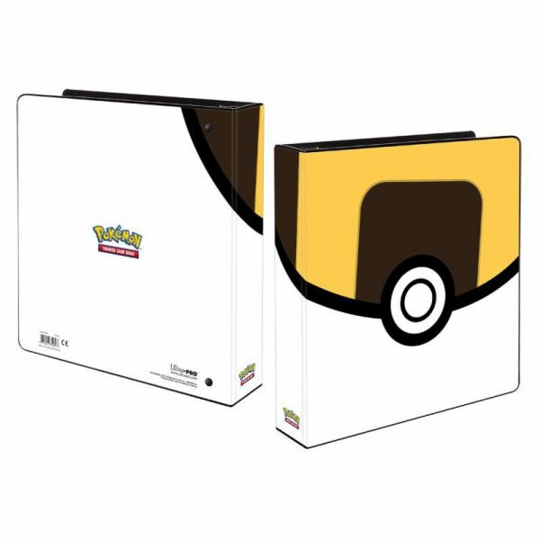 Accessory:  Pokémon Ultra Ball 2″ Album