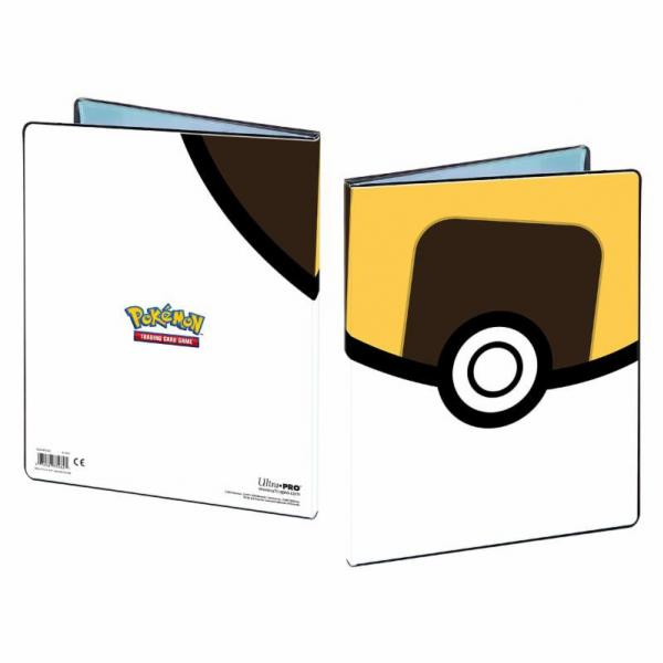 Accessory:  Pokémon Ultra Ball 9-Pocket Portfolio