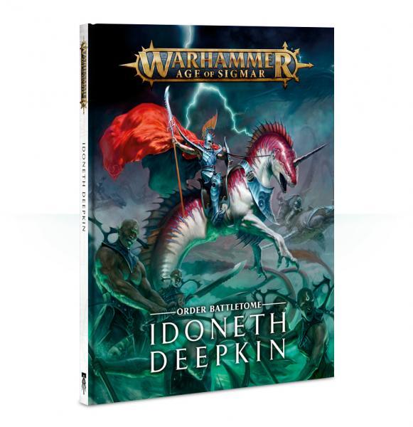 Age of Sigmar: Idoneth Deepkin Battletome