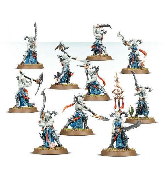 Age of Sigmar: Idoneth Deepkin - Namarti Thralls