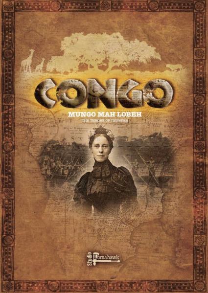 Congo: Mungo Mah Lobeh - The Throne of Thunder