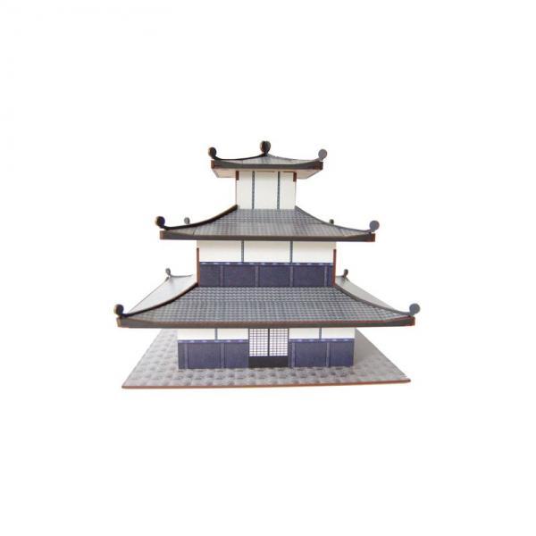 Infinity: (Terain) Mengu Pagoda