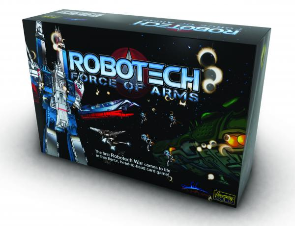 Robotech: Force of Arms