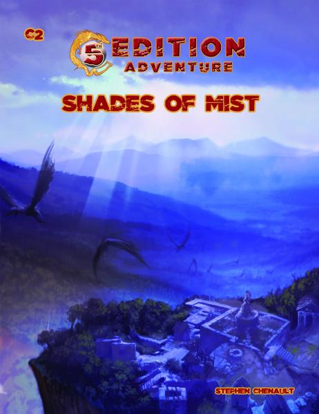 D&D 5th Edition Adventures: C2 - Shades of Mist