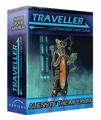 Traveller CCG: Aliens of the Imperium Expansion Pack
