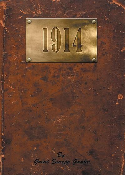 1914 Core Rulebook