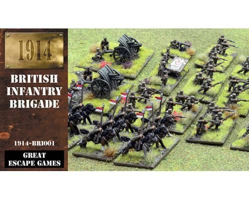 1914: British Brigade