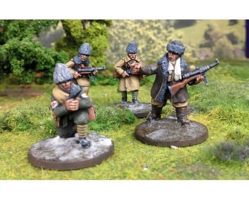 Iron Cross: Romanian Command – Winter Uniform