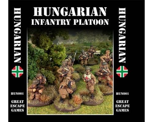 Iron Cross: Hungarian Platoon Box Set
