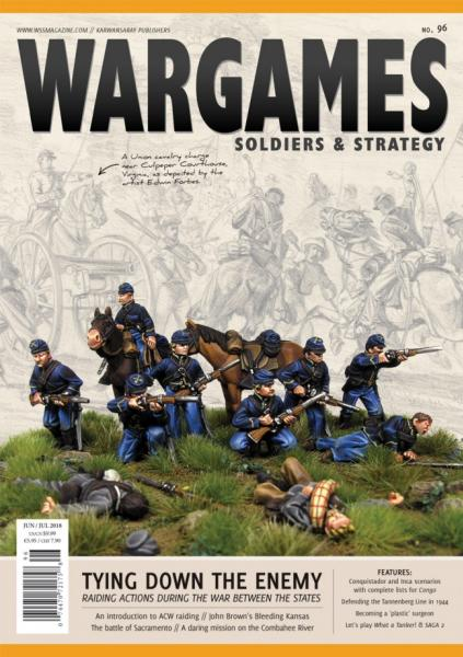 Wargames, Soldiers & Strategy Magazine: Issue #96