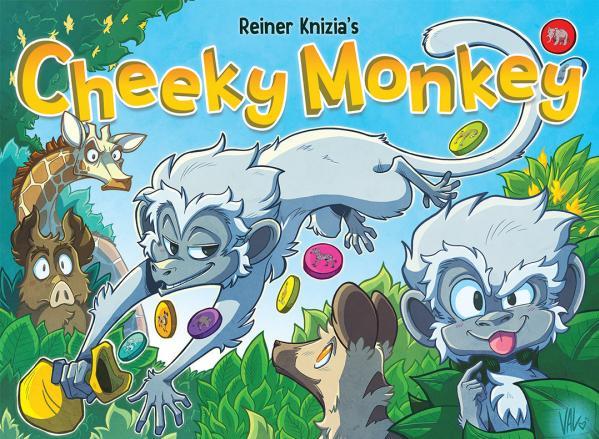 Reiner Knizia's Cheeky Monkey