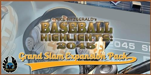 Baseball Highlights 2045: Grand Slam Expansion Pack (includes all 10 Exp)