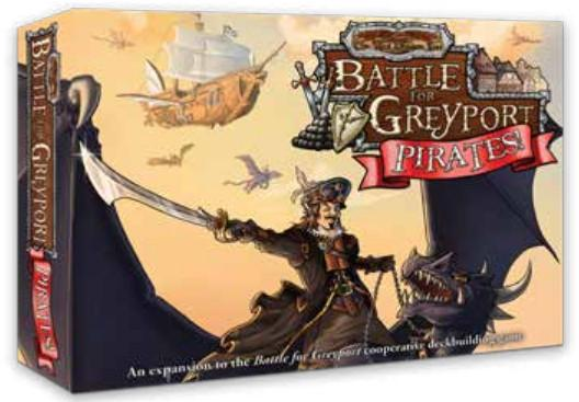Battle for Greyport: Pirates!