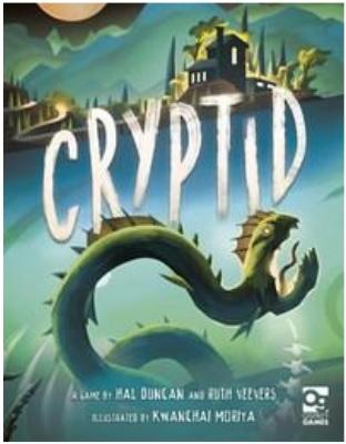 [Osprey Games] Cryptid