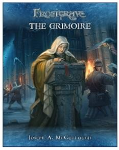 Frostgrave: The Grimoire Cards