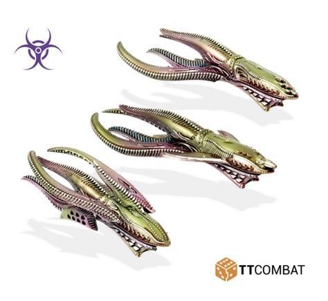Dropfleet Commander: Scourge Succubus/Incubus/Revenant