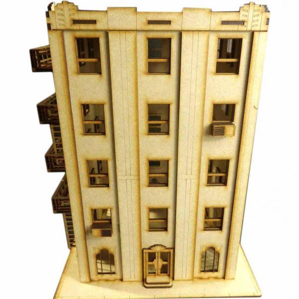 28mm Terrain: City Scenics - Lincon Building