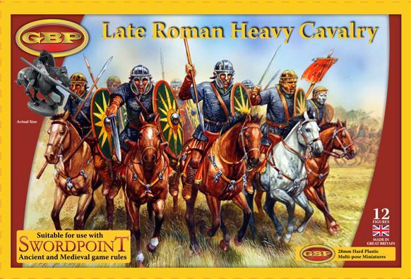 SAGA: Late Roman Heavy Cavalry (12)