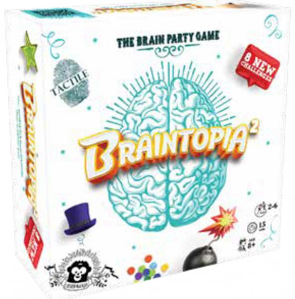 Braintopia Beyond (stand alone)