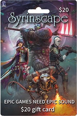 Syrinscape: Music for your RPG (Starfinder Theme)