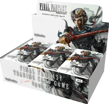 Final Fantasy TCG: Opus VI Booster Pack (1)