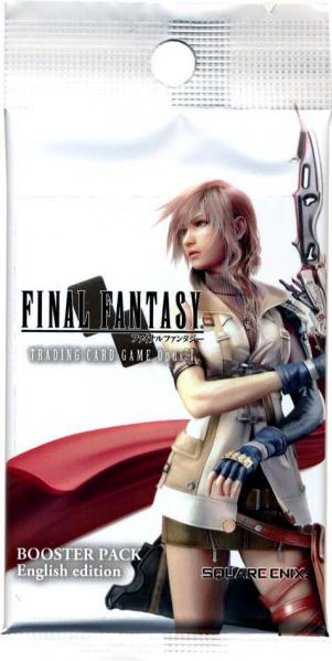 Final Fantasy TCG: Opus I Booster Pack (1)
