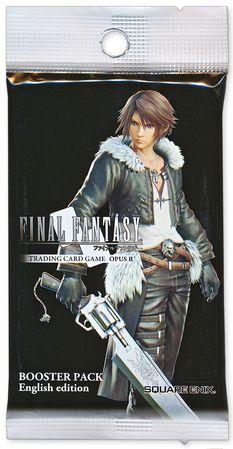 Final Fantasy TCG: Opus II Booster Pack (1)