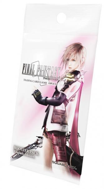 Final Fantasy TCG: Opus V Booster Pack (1)