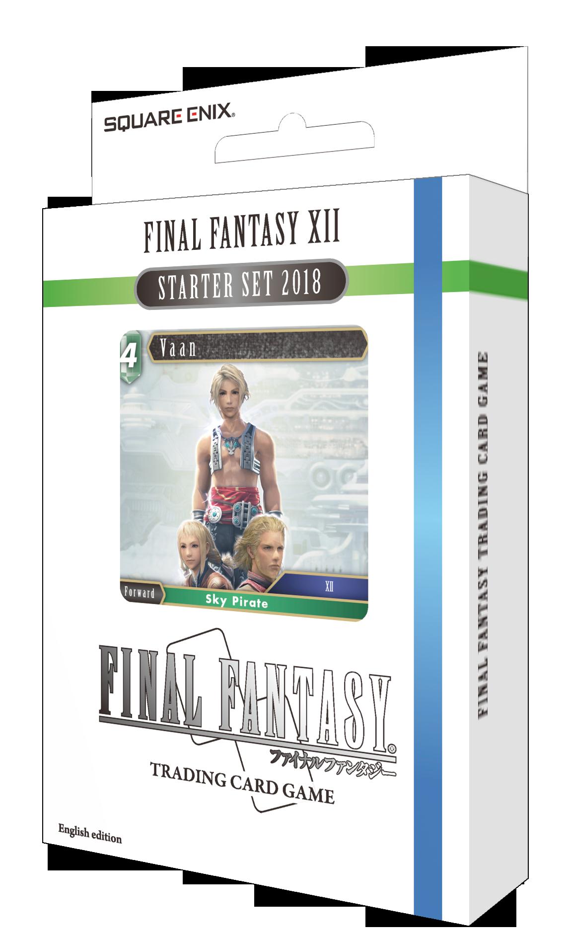 Final Fantasy TCG: Opus 5 Starter Deck XII