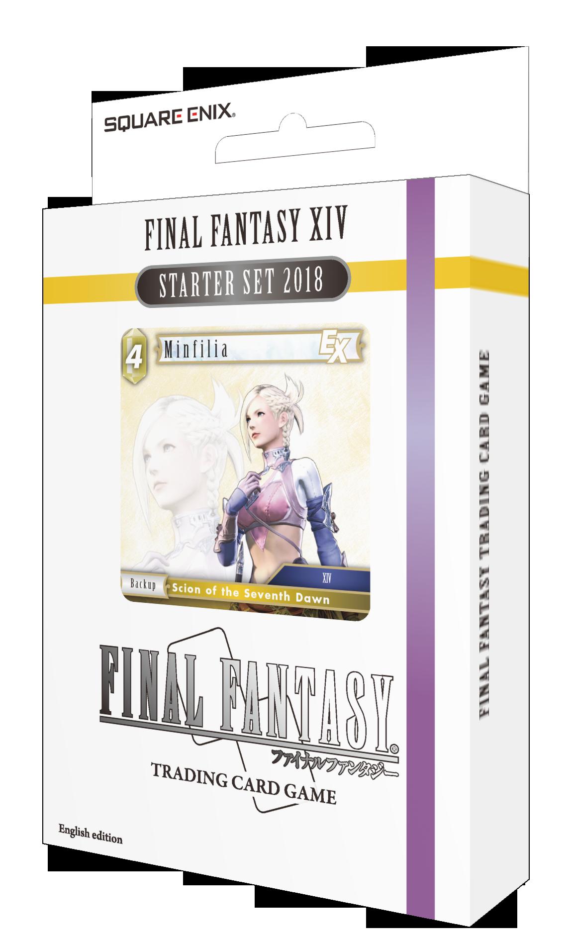 Final Fantasy TCG: Opus 5 Starter Deck XIV