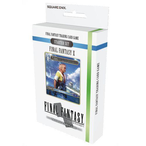 Final Fantasy TCG: X Starter Deck
