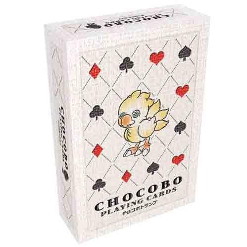 Chocobo Playing Card Deck