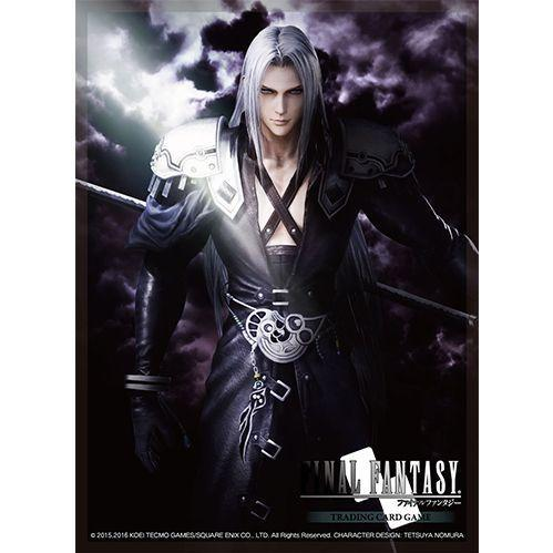Final Fantasy TCG: Sephiroth Card Sleeves (60)