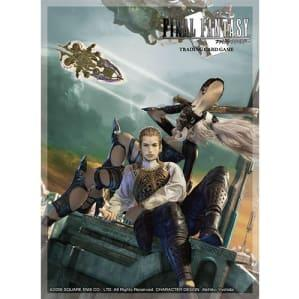 Final Fantasy TCG: Final Fantasy XII Card Sleeves - Fran and Balthier (60)