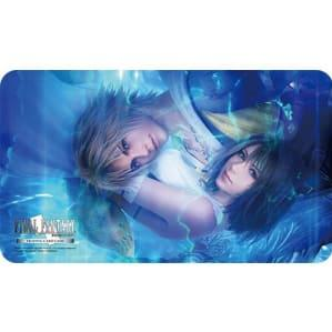 Final Fantasy TCG: FFX Tidus & Yuna Playmat