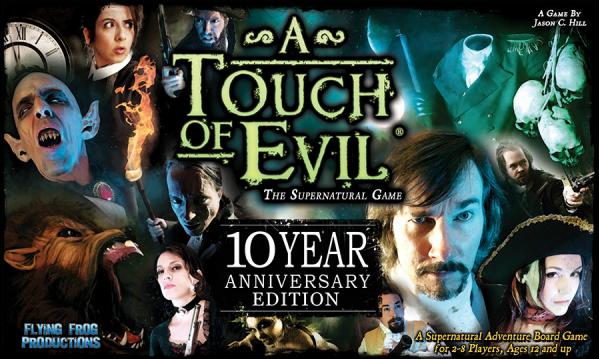 A Touch Of Evil: 10 Year Anniversary Edition (Limited)