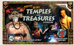 Fortune and Glory: Temples and Treasures (Expansion)
