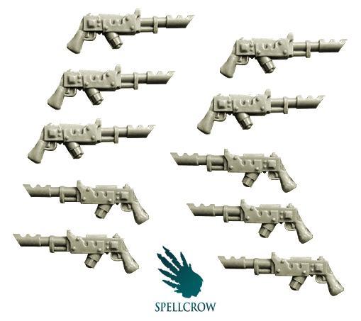 28mm Modern: Laser Guns