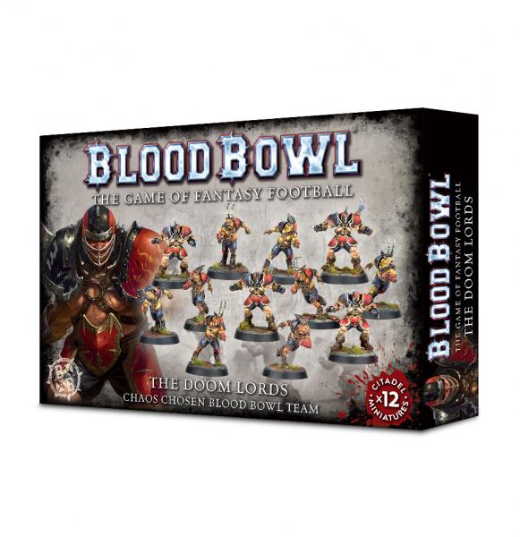 Blood Bowl: Doom Lords Blood Bowl Team