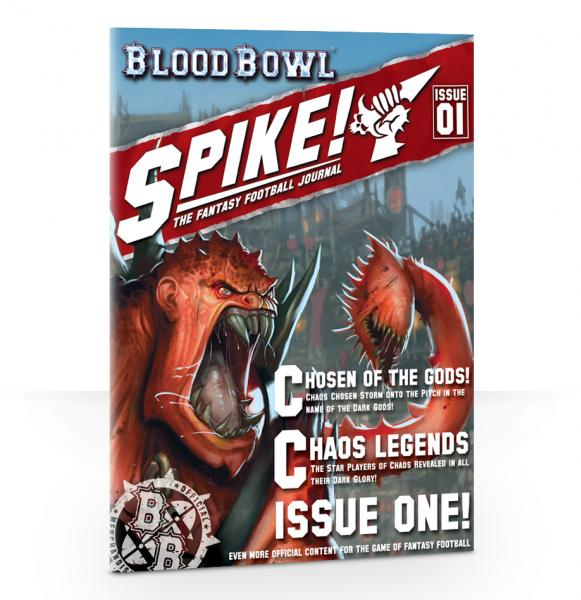 Blood Bowl: SPIKE! Journal - Chaos Chosen
