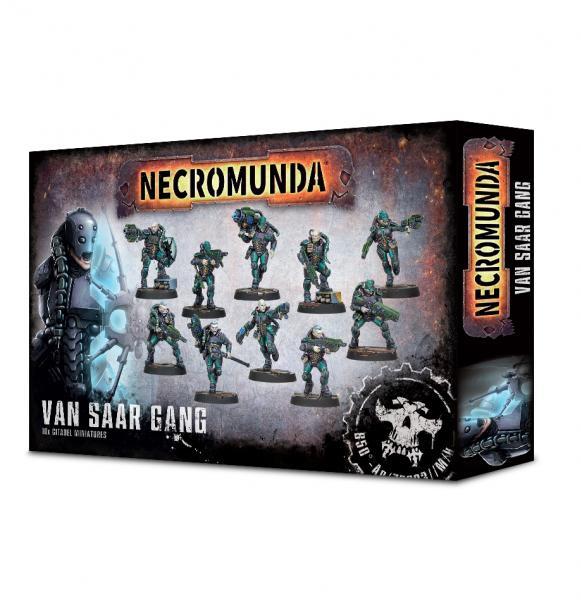 Necromunda: Van Saar Gang