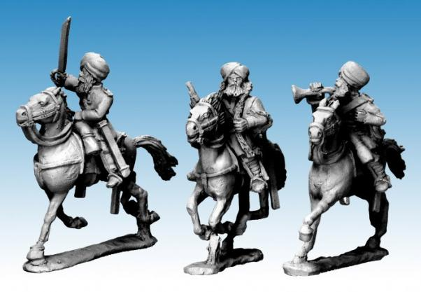 Artizan Designs: Sikh Cavalry Command (3)