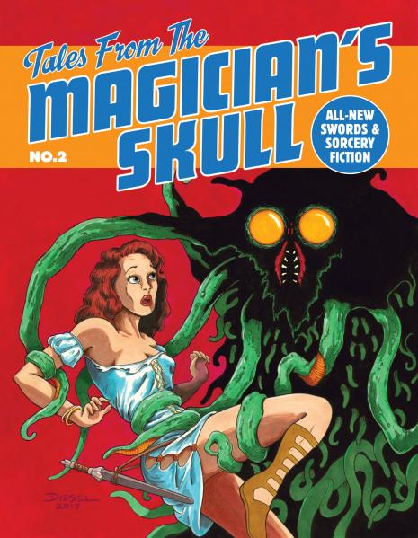 Tales from the Magician's Skull #2