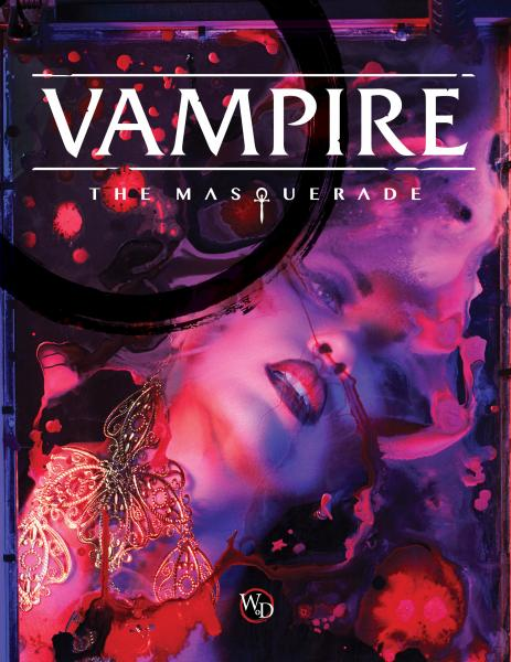 Vampire: The Masquerade 5th Ed Core Rules (HC)