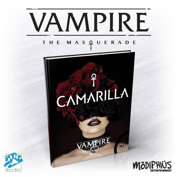 Vampire: The Masquerade Camarilla Supplement (HC)