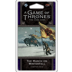 A Game of Thrones LCG: The March on Winterfell