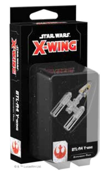 X-Wing 2.0: BTL-A4 Y-wing Expansion Pack