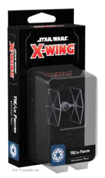 X-Wing 2.0: X-Wing: TIE/ln Fighter Expansion Pack