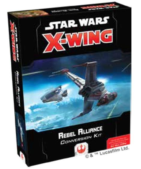 X-Wing 2.0: Rebel Alliance Conversion Kit