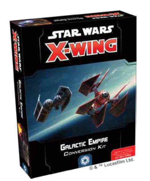 X-Wing 2.0: Galactic Empire Conversion Kit